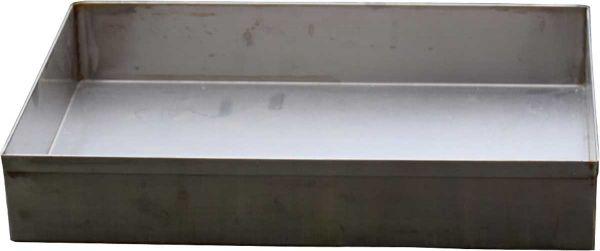 Ebru Wanne (Din A4 - Stahl) 21,5 X 30,5 X 5 cm