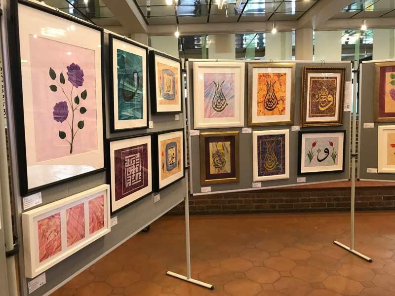 Ebru-Ausstellung-Kerpen-Rathaus