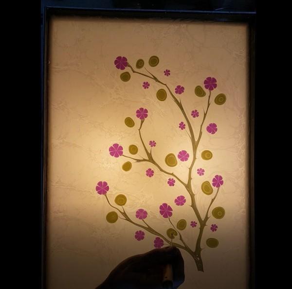 Beleuchtete Ebrushow Wanne 38 x 53 x 5,5 cm