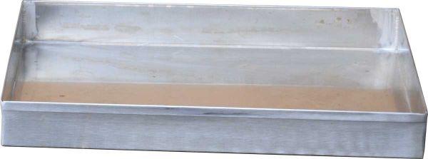 Ebru Wanne 30,5 X 43,0 X 5 cm. (Din A3 - Stahl)