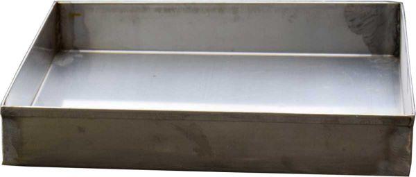 Ebru Wanne Din B4 - Stahl (25,5 x 35,5 x 6 cm)
