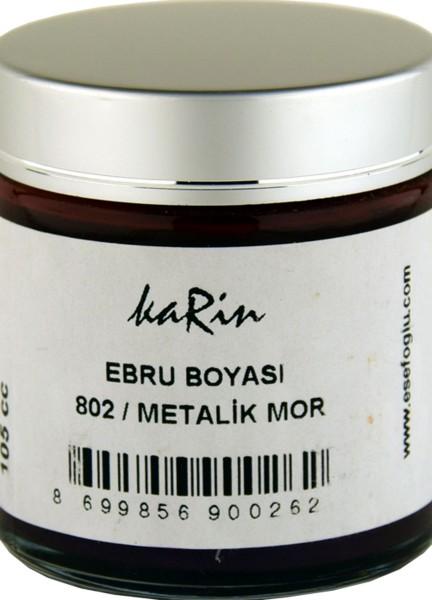 Marmorierfarbe 802 Metallic Violett