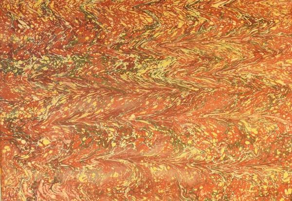 M39-Handmarmorpapier