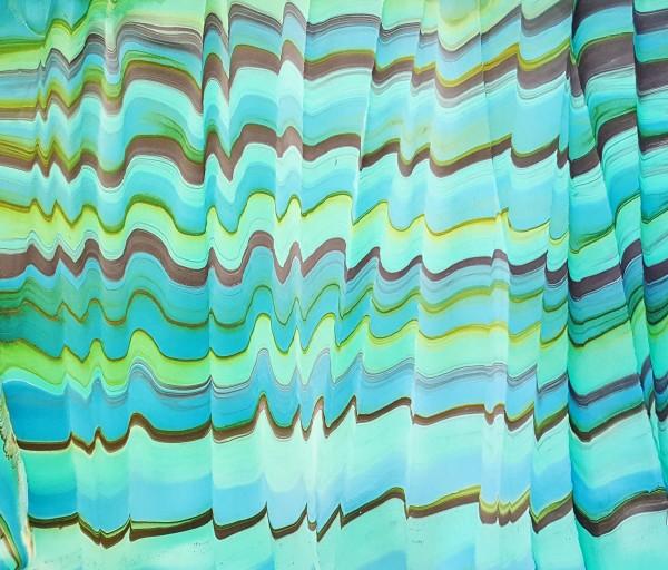 Wellen Marmor