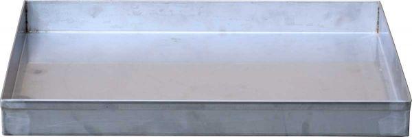 Ebru Wanne (Din B3 - Stahl) 35,5 x 51 x 6 cm