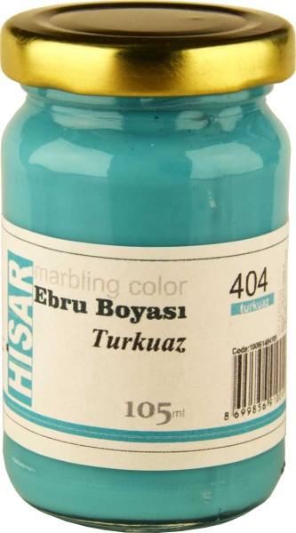 Marmorierfarbe 404 Türkis