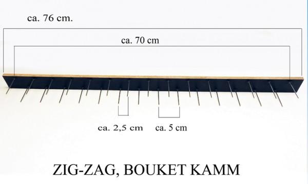 Ahsen Buket Kamm (70 cm/2,5cm)