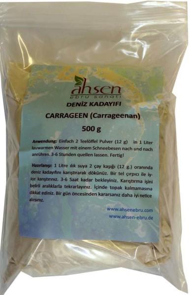 Ahsen Ebru 500 gr. Carrageen