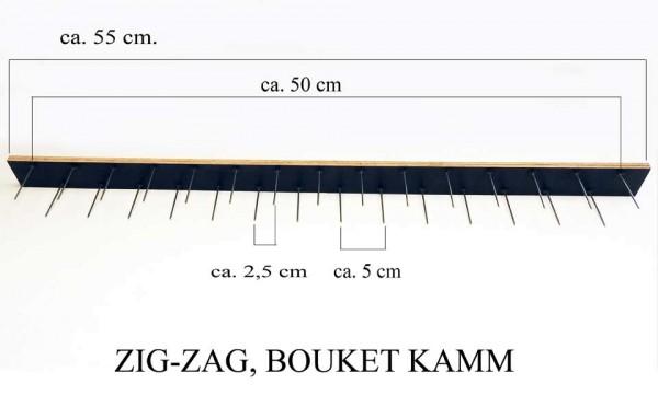 Ahsen Buket Kamm (50 cm/2,5cm)
